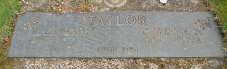 TAYLOR, GORDON D - Marion County, Oregon | GORDON D TAYLOR - Oregon Gravestone Photos