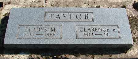 TAYLOR, GLADYS M - Marion County, Oregon | GLADYS M TAYLOR - Oregon Gravestone Photos