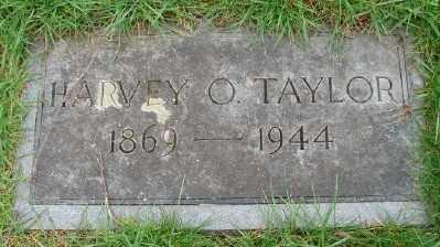 TAYLOR, HARVEY O - Marion County, Oregon | HARVEY O TAYLOR - Oregon Gravestone Photos
