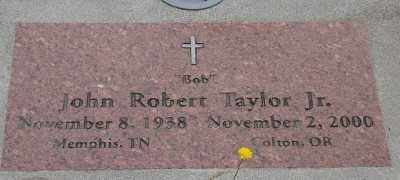 TAYLOR, JOHN ROBERT, JR. - Marion County, Oregon   JOHN ROBERT, JR. TAYLOR - Oregon Gravestone Photos
