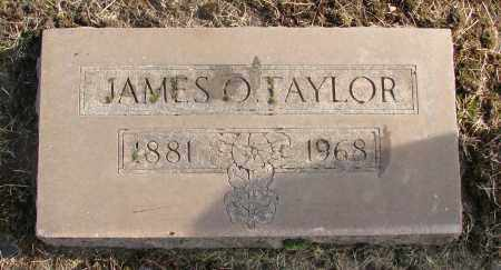 TAYLOR, JAMES O - Marion County, Oregon | JAMES O TAYLOR - Oregon Gravestone Photos