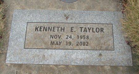 TAYLOR, KENNETH EUGENE - Marion County, Oregon   KENNETH EUGENE TAYLOR - Oregon Gravestone Photos