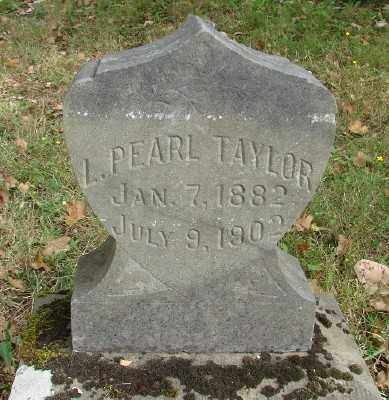 TAYLOR, L PEARL - Marion County, Oregon | L PEARL TAYLOR - Oregon Gravestone Photos