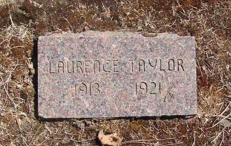 TAYLOR, LAURENCE - Marion County, Oregon | LAURENCE TAYLOR - Oregon Gravestone Photos