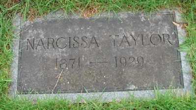 TAYLOR, NARCISSA - Marion County, Oregon | NARCISSA TAYLOR - Oregon Gravestone Photos