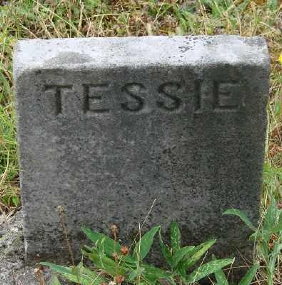 TAYLOR, TESSIE - Marion County, Oregon | TESSIE TAYLOR - Oregon Gravestone Photos
