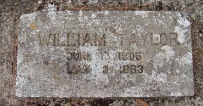 TAYLOR, WILLIAM - Marion County, Oregon | WILLIAM TAYLOR - Oregon Gravestone Photos