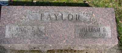 TAYLOR, BLANCHE V - Marion County, Oregon | BLANCHE V TAYLOR - Oregon Gravestone Photos