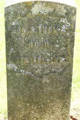 THOMAS (CW), JAMES ROBERT - Marion County, Oregon   JAMES ROBERT THOMAS (CW) - Oregon Gravestone Photos