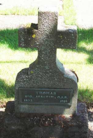 THOMAS, JOACHIM - Marion County, Oregon   JOACHIM THOMAS - Oregon Gravestone Photos