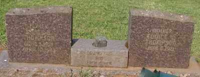 THOMPSON, JAMES HENRY - Marion County, Oregon | JAMES HENRY THOMPSON - Oregon Gravestone Photos