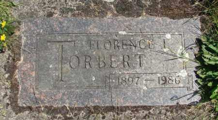 TORBERT, FLORENCE L - Marion County, Oregon | FLORENCE L TORBERT - Oregon Gravestone Photos