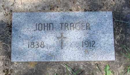 TRAGER, JOHN - Marion County, Oregon   JOHN TRAGER - Oregon Gravestone Photos