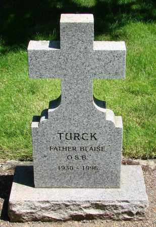 TURCK, BLAISE - Marion County, Oregon | BLAISE TURCK - Oregon Gravestone Photos
