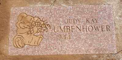 UMBENHOWER, JUDY KAY - Marion County, Oregon | JUDY KAY UMBENHOWER - Oregon Gravestone Photos
