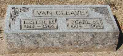 VAN CLEAVE, PEARL M - Marion County, Oregon | PEARL M VAN CLEAVE - Oregon Gravestone Photos