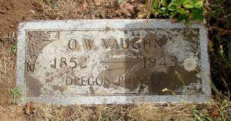 VAUGHN, OSH WARREN - Marion County, Oregon | OSH WARREN VAUGHN - Oregon Gravestone Photos