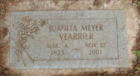 MEYER, JUANITA - Marion County, Oregon | JUANITA MEYER - Oregon Gravestone Photos
