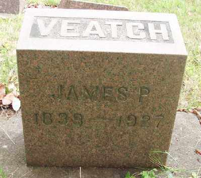 VEATCH, JAMES PINKNEY - Marion County, Oregon | JAMES PINKNEY VEATCH - Oregon Gravestone Photos