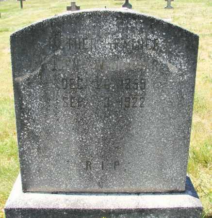 WINDISHAR, JOHN - Marion County, Oregon   JOHN WINDISHAR - Oregon Gravestone Photos