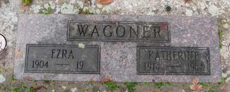WAGONER, KATHERINE - Marion County, Oregon | KATHERINE WAGONER - Oregon Gravestone Photos