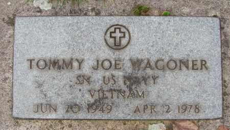 WAGONER, TOMMY JOE - Marion County, Oregon   TOMMY JOE WAGONER - Oregon Gravestone Photos