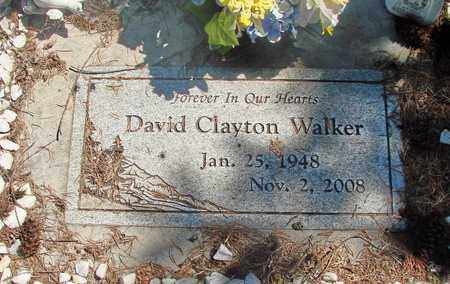 WALKER, DAVID CLAYTON - Marion County, Oregon | DAVID CLAYTON WALKER - Oregon Gravestone Photos