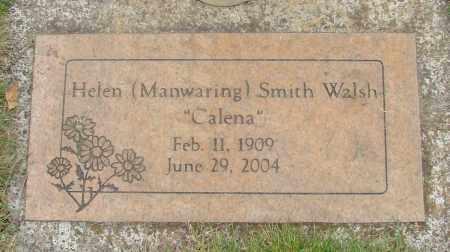 WALSH, HELEN - Marion County, Oregon | HELEN WALSH - Oregon Gravestone Photos