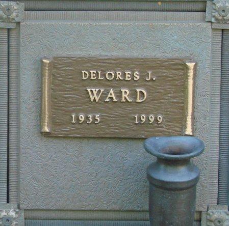 WARD, DELORES J - Marion County, Oregon   DELORES J WARD - Oregon Gravestone Photos