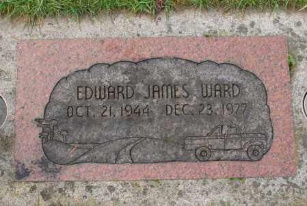 WARD, EDWARD JAMES - Marion County, Oregon | EDWARD JAMES WARD - Oregon Gravestone Photos