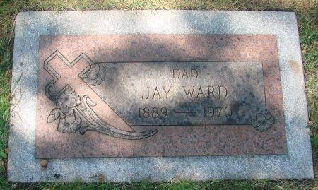 WARD, JAY - Marion County, Oregon | JAY WARD - Oregon Gravestone Photos
