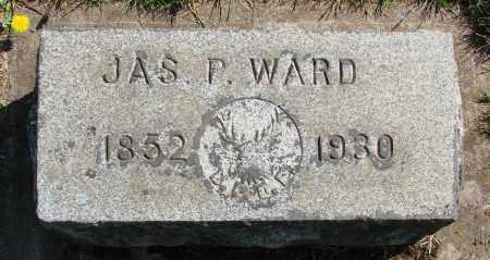 WARD, JAMES P - Marion County, Oregon | JAMES P WARD - Oregon Gravestone Photos