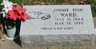 WARD, JIMMIE DON - Marion County, Oregon | JIMMIE DON WARD - Oregon Gravestone Photos