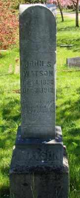 WATSON, JOHN STANLEY - Marion County, Oregon | JOHN STANLEY WATSON - Oregon Gravestone Photos