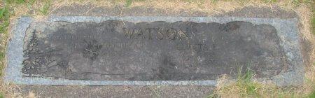 WATSON, LUETTA E - Marion County, Oregon   LUETTA E WATSON - Oregon Gravestone Photos