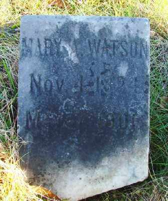 WATSON, MARY ANN - Marion County, Oregon | MARY ANN WATSON - Oregon Gravestone Photos