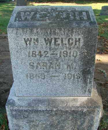 WELCH, WILLIAM - Marion County, Oregon | WILLIAM WELCH - Oregon Gravestone Photos