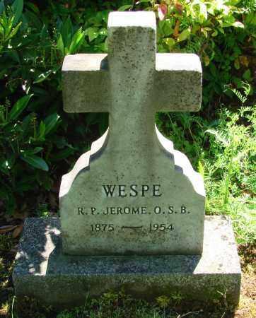 WESPE, JEROME - Marion County, Oregon   JEROME WESPE - Oregon Gravestone Photos