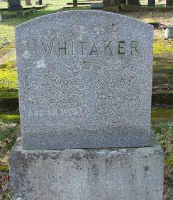 FRANCIS WHITAKER, RACHEL - Marion County, Oregon   RACHEL FRANCIS WHITAKER - Oregon Gravestone Photos