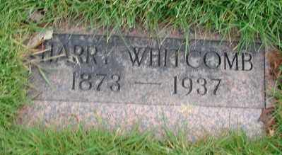 WHITCOMB, HARRY - Marion County, Oregon | HARRY WHITCOMB - Oregon Gravestone Photos