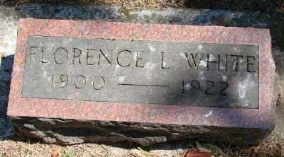 WHITE, FLORENCE LOREADO - Marion County, Oregon | FLORENCE LOREADO WHITE - Oregon Gravestone Photos