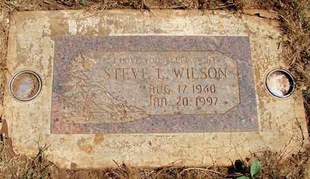 WILSON, STEVE LEROY - Marion County, Oregon | STEVE LEROY WILSON - Oregon Gravestone Photos