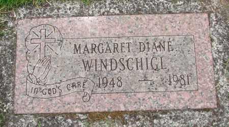 WINDSCHIGL, MARGARET DIANE - Marion County, Oregon   MARGARET DIANE WINDSCHIGL - Oregon Gravestone Photos