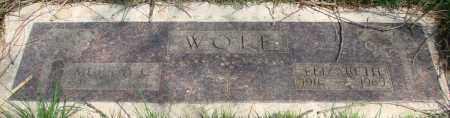 WOLF, MURRAY C - Marion County, Oregon   MURRAY C WOLF - Oregon Gravestone Photos