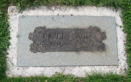 WOLF, GRACE - Marion County, Oregon | GRACE WOLF - Oregon Gravestone Photos
