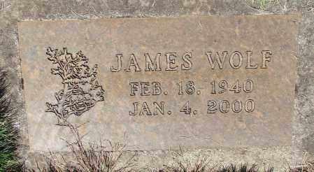 WOLF, JAMES - Marion County, Oregon | JAMES WOLF - Oregon Gravestone Photos