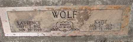 WOLF, KATIE - Marion County, Oregon | KATIE WOLF - Oregon Gravestone Photos