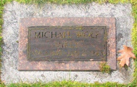 WOLF, MICHAEL - Marion County, Oregon | MICHAEL WOLF - Oregon Gravestone Photos