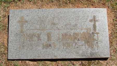 WOLF, MARGARET - Marion County, Oregon | MARGARET WOLF - Oregon Gravestone Photos