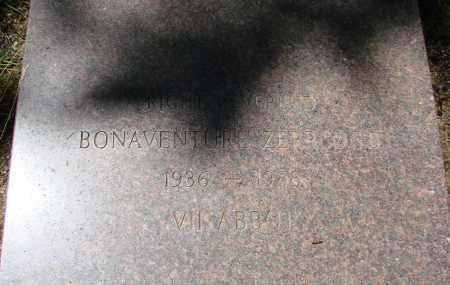 ZERPN, BONAVENTURE - Marion County, Oregon   BONAVENTURE ZERPN - Oregon Gravestone Photos